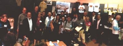 Raamattukodin oppilaita käännöskonferenssissa