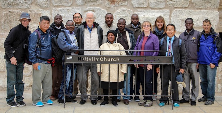 Konsultit Betlehemissä